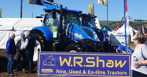 Strong Agritech Sector Highlighted at Ploughing Championships