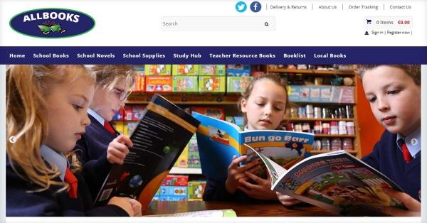 all-books-ireland-school-books