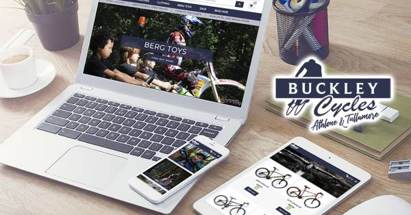 Cycling Shop Web Design