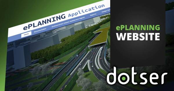 Dotser Launch Latest ePlanning Website for SHD Applications