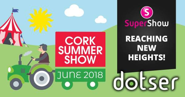 Cork Summer Show - Another SuperShow