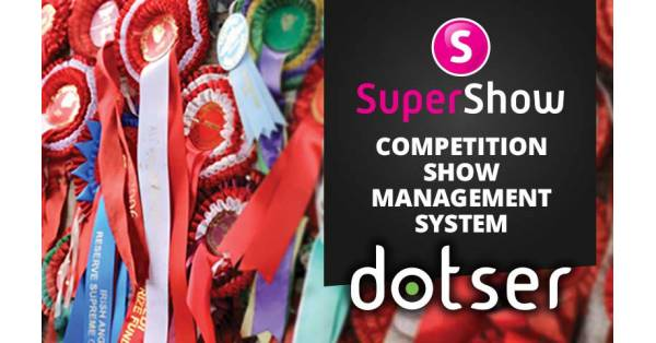 Agri Shows Setting Show Standards with Dotser's Super Show System