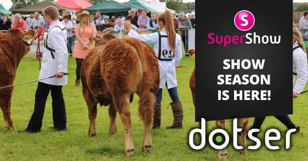 SuperShow Delivers as Agri Show Season Goes Full Bull