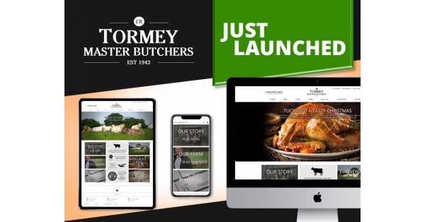 Tormey Butchers Add Online Edge to Farm Reared Quality Beef
