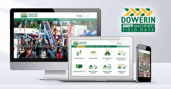 Dowerin Machinery Field Days