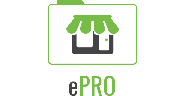 ePro eCommerce Website