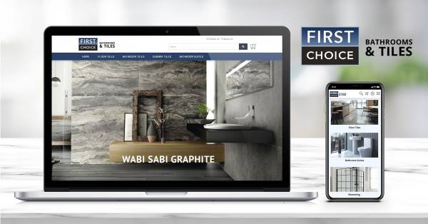 First Choice Tiles use ePro to manage their extensive catalogue of tiles for sale online