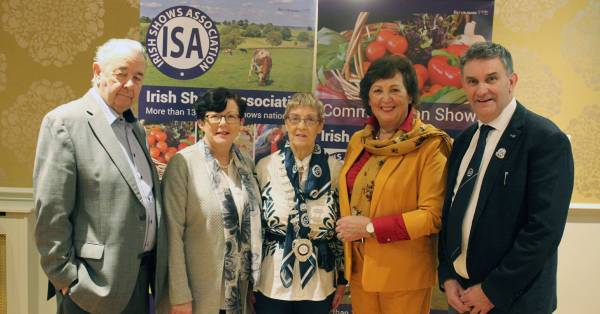 Tullamore Show Launches 2020 Trade Stands with SuperShow