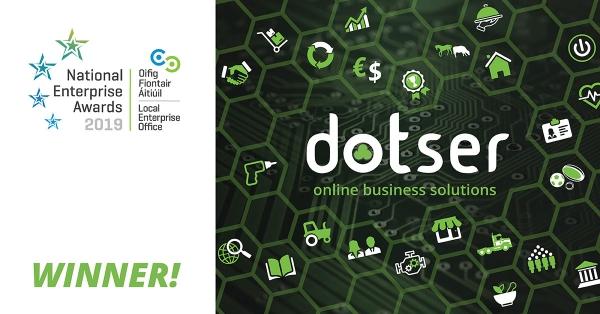 Local Enterprise Awards Honour Dotser