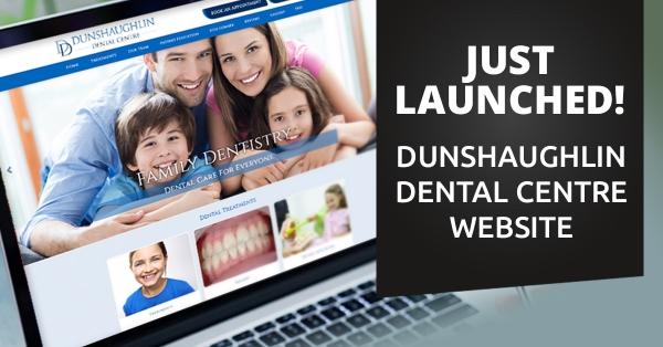 Dunshaughlin Dental's new website
