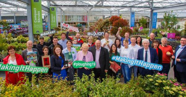 Dotser selected to represent Offaly atNational Ploughing Championships