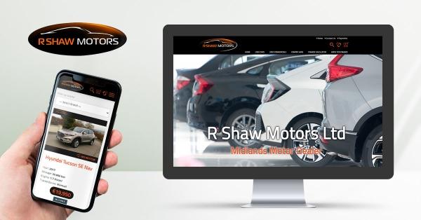 Robert Shaw Motors