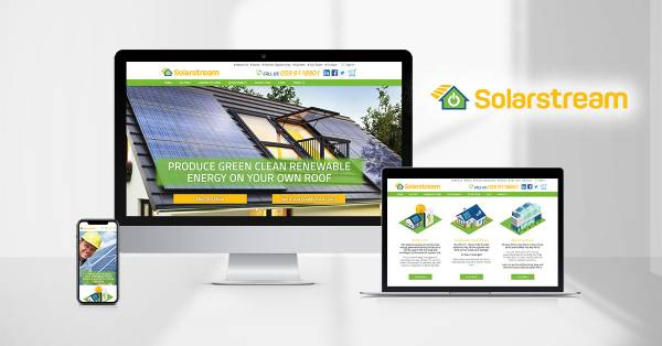 SolarStream - Green Clean Renewable Energy On Your Own Roof