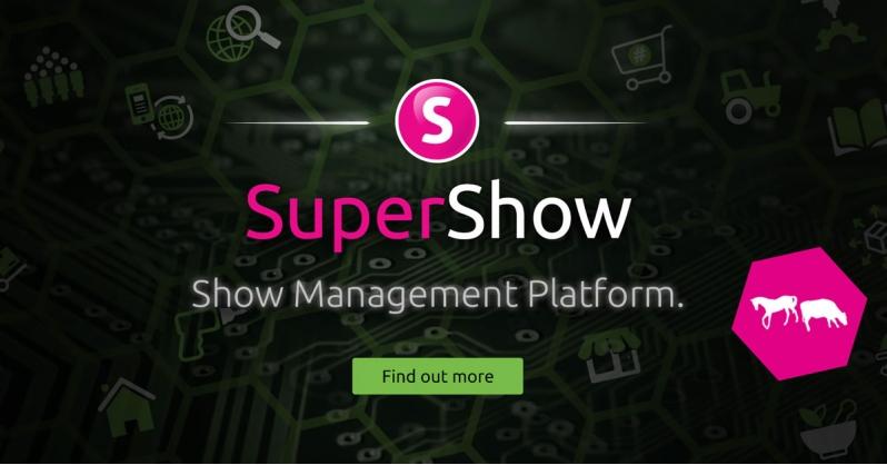 Show Management Platform Agriculture