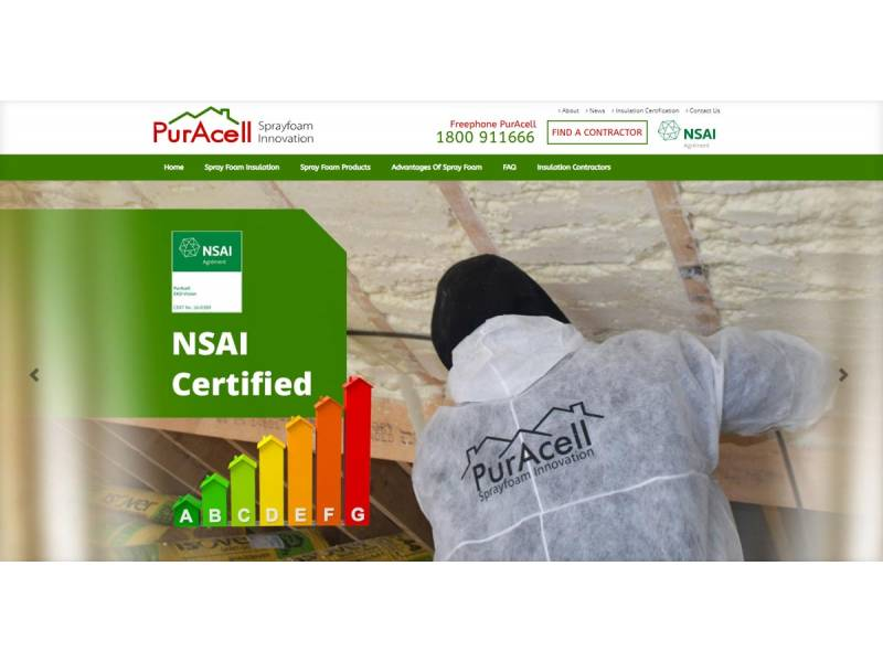 puracell-sprayfoam-insulation-ireland