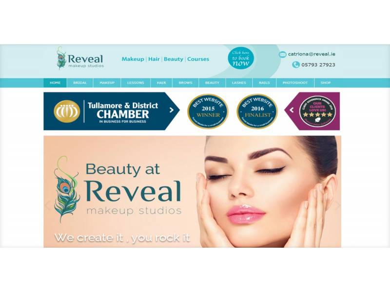 reveal-makeup-studios-tullamore-co-offaly-ireland