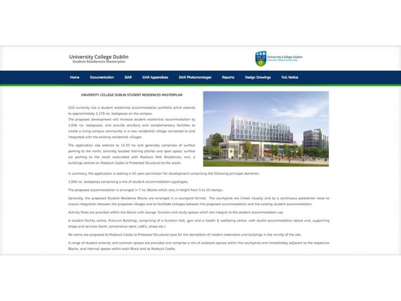 university-college-dublin-student-residences-planning