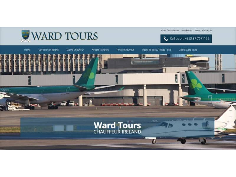 ward-tours-chauffeur-service-ireland